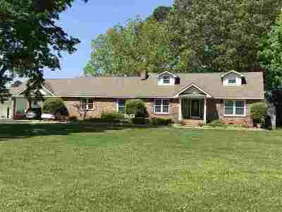 Single Family Home For Sale: 2279 Oak Grove Road