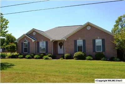 Madison County, Limestone County Single Family Home For Sale: 24302 Craft Road