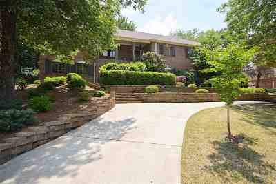 Huntsville Single Family Home For Sale: 1523 Chandler Road