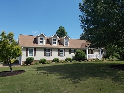 Scottsboro Single Family Home For Sale: 1201 Birchwood Drive