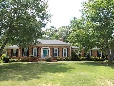 Scottsboro Single Family Home For Sale: 3208 Scenic Drive