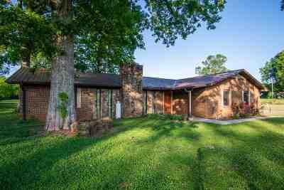Scottsboro Single Family Home For Sale: 256 Ruby Johnson Drive