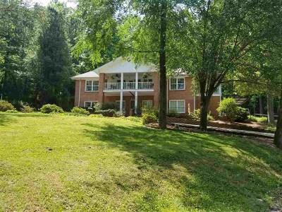 Scottsboro Single Family Home For Sale: 142 River Ridge Circle