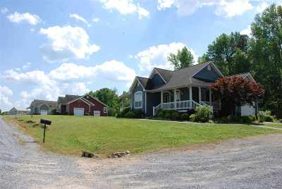 Cedar Bluff, Mentone, Fort Payne, Gaylesville, Valley Head, Menlo, Cloudland Single Family Home For Sale: 1081 Mountain View Drive