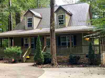 Guntersville Single Family Home For Sale: 353 Douglas Drive