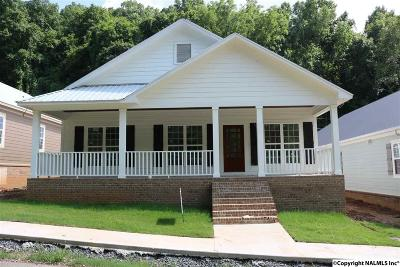 Guntersville Single Family Home For Sale: 1521 Patterson Street