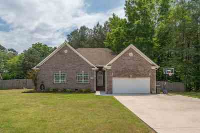 Toney Single Family Home For Sale: 126 Whitfield Drive
