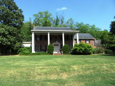 Decatur Single Family Home For Sale: 2206 Country Club Road