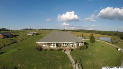 Marshall County, Jackson County Single Family Home For Sale: 64 County Road 452
