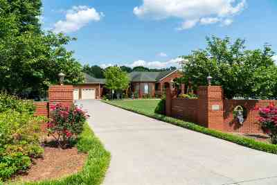 Scottsboro Single Family Home For Sale: 2792 Woods Cove Road