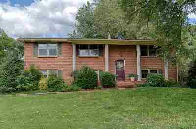 Single Family Home For Sale: 5627 Alta Dena Street