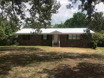 Boaz Single Family Home For Sale: 33 Liberty Hill Road