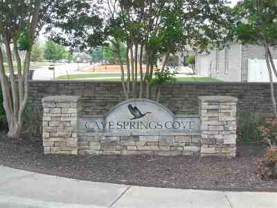Priceville Residential Lots & Land For Sale: Lot 8 Little Creek Crossing