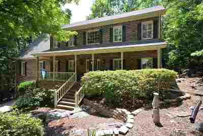 Huntsville Single Family Home For Sale: 1702 Rockridge Circle