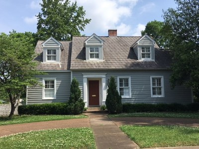 Single Family Home For Sale: 401 Washington Street
