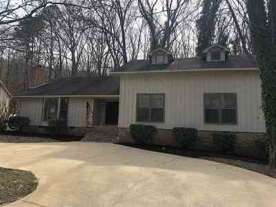 Guntersville Single Family Home For Sale: 1917 Wyeth Drive