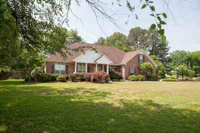 Athens Single Family Home For Sale: 27266 Capshaw Road