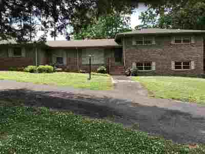 Jackson Single Family Home For Sale: 1075 Campground Circle