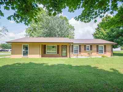 Single Family Home For Sale: 27249 Johnson Lane