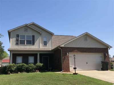 Single Family Home For Sale: 107 Broken Oak Pass