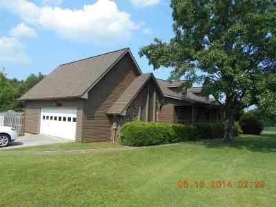 Meridianville Single Family Home For Sale: 101 Greenlawn Drive