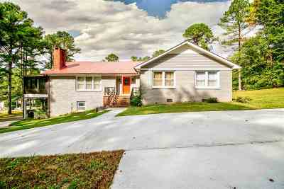 Brownsboro Single Family Home For Sale: 1770 Dug Hill Road