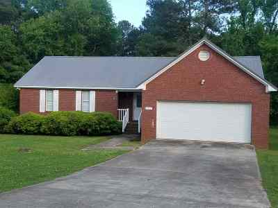 Scottsboro Single Family Home For Sale: 201 Lakeside Drive