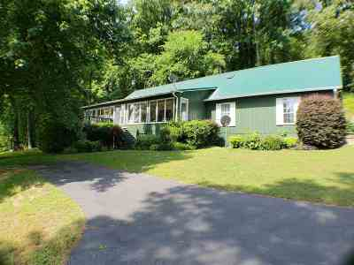 Cedar Bluff Single Family Home For Sale: 8241 County Road 48