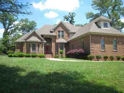 Brownsboro Single Family Home For Sale: 2607 Legacy Preserve Drive