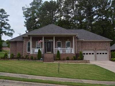 Decatur Single Family Home For Sale: 3317 Cedarhurst Drive