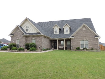 Single Family Home For Sale: 341 Weatherford Drive