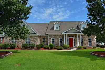Owens Cross Roads Single Family Home For Sale: 5005 Willow Creek Drive