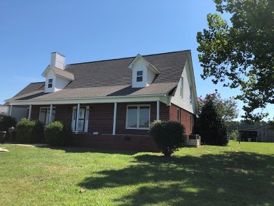 Single Family Home For Sale: 26840 Scoggins Road