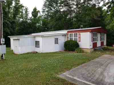 Dekalb County, Marshall County Mobile Home For Sale: 402 Alabama Highway 68