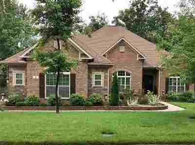 Huntsville Single Family Home For Sale: 8 Bluff View Drive