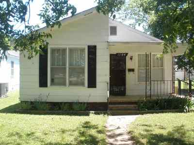 Single Family Home For Sale: 1104 SE 7th Avenue