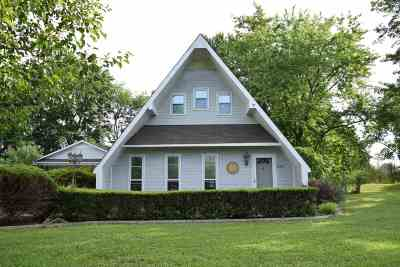 Marshall County, Jackson County Single Family Home For Sale: 246 Moman Road