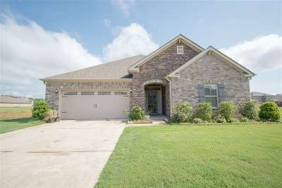 Single Family Home For Sale: 2460 Bell Manor Drive