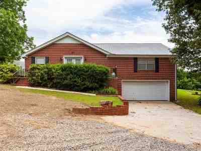 Horton Single Family Home For Sale: 97 Big Spring Brow Road
