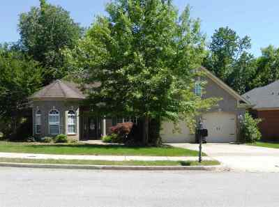 Madison Single Family Home For Sale: 143 Equestrian Lane