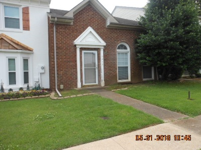 Huntsville Townhouse For Sale: 6615 NW Steeplechase Drive