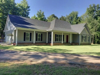 Single Family Home For Sale: 26710 Newby Road