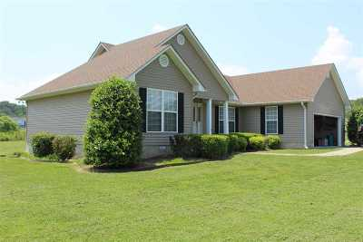 Guntersville Single Family Home For Sale: 37 Willow Lake Circles