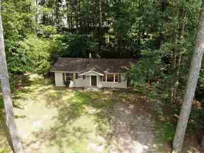 Guntersville Single Family Home For Sale: 2611-3&4 Warrenton Road