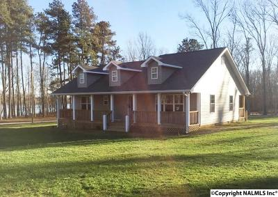 Cedar Bluff Single Family Home For Sale: 50 County Road 1009