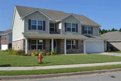 Madison Single Family Home For Sale: 101 Thornley Court