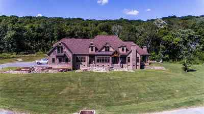 Brownsboro Single Family Home For Sale: 1182 Dug Hill Road