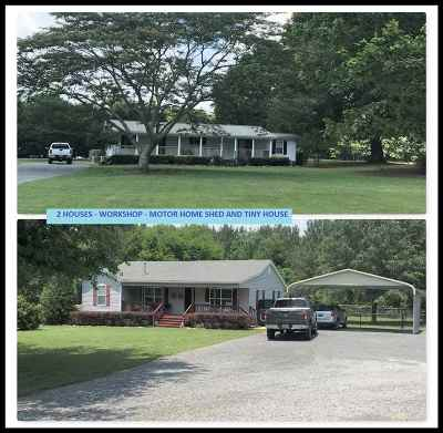 Albertville Single Family Home For Sale: 1950 & 1952 Nixon Chapel Road