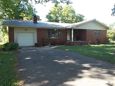 Scottsboro Single Family Home For Sale: 5437 Swearengin Road
