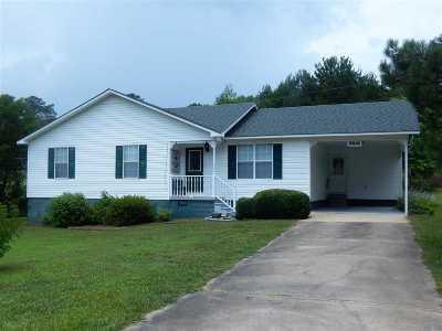 Cedar Bluff, Mentone, Fort Payne, Gaylesville, Valley Head, Menlo, Cloudland Single Family Home For Sale: 3816 Gault Avenue
